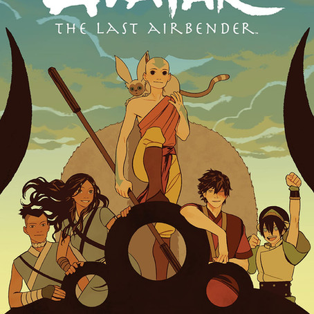 Avatar: The Last Airbender - Team Avatar Tales - Review