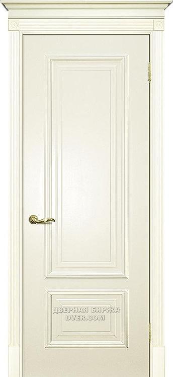 Дверь Смальта 08 Слоновая кость ral 1013