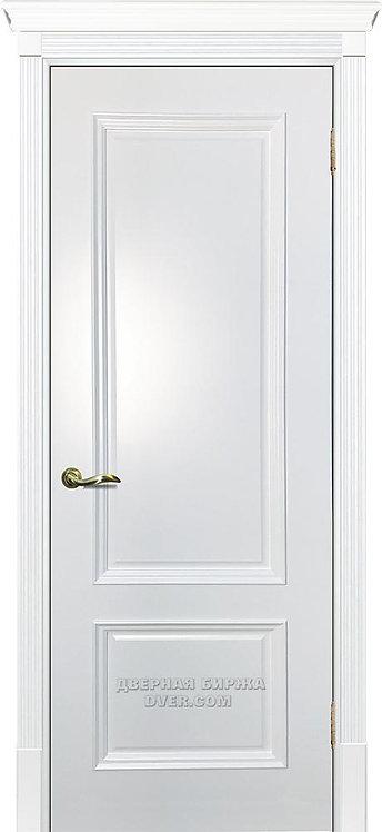 Дверь Смальта 07 Белый ral 9003