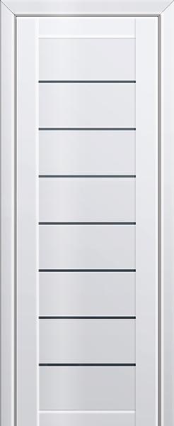 Дверь 71L, белый люкс