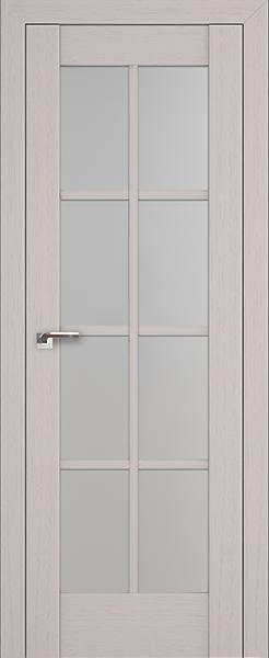 Дверь 101X -Пекан Белый
