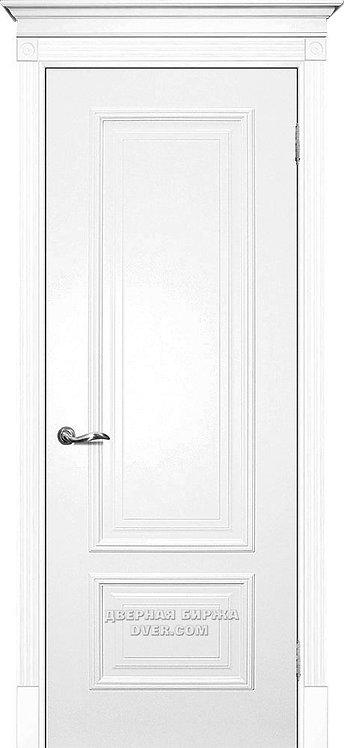 Дверь Смальта 08 Белый ral 9003