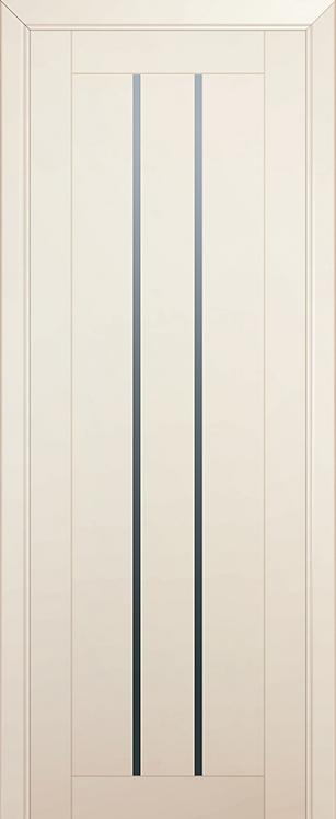 Дверь 49U, магнолия-сатинат