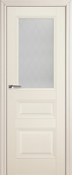 Дверь 67X -Эшвайт