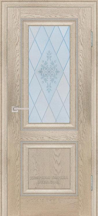 Дверь PSB-27 Дуб Гарвард бежевый