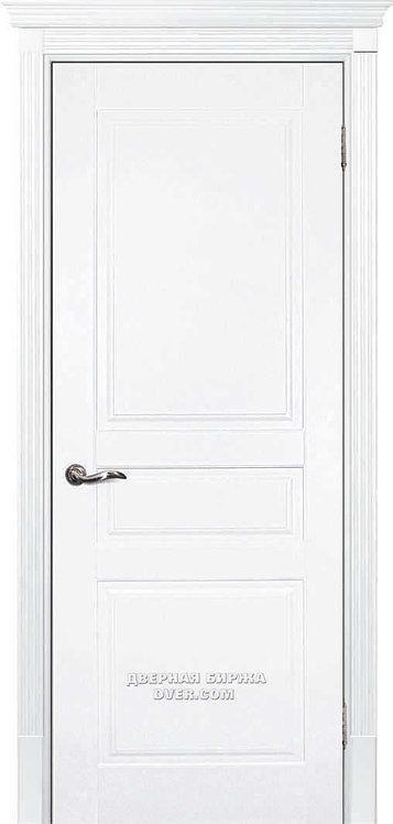 Дверь Смальта 01 Белый ral 9003