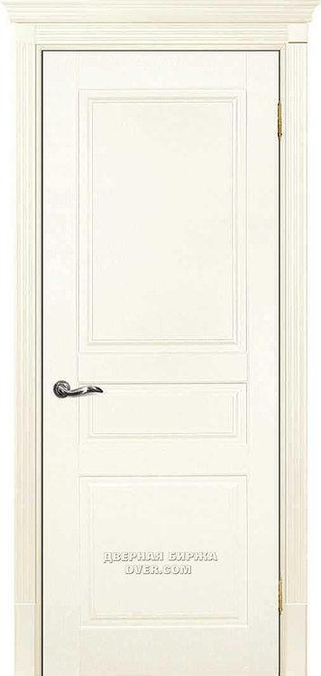 Дверь Смальта 01 Слоновая кость ral 1013