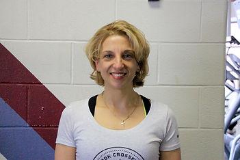 Crossfit Meriden Coach Carrie