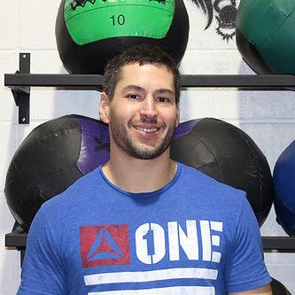 Meriden CrossFit Coach Taylor Ives
