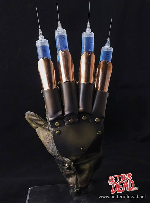 Part 3 #Needle glove STYLE A