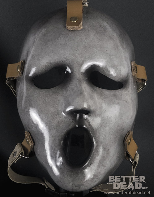 Scream TV Series Brandon James Mask