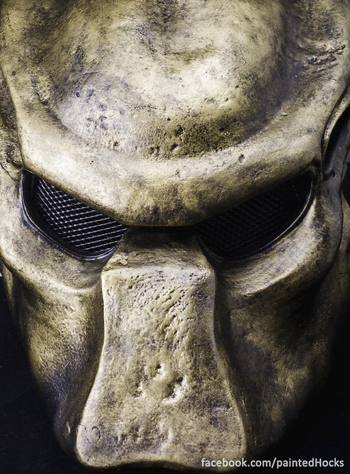 Predator 2 Bio Mask 1:1 Scale