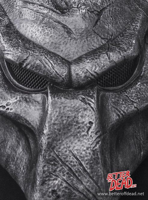 Wolf Predator Bio Mask 1:1 Scale