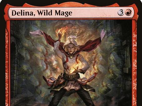 Delina's Wild Ride