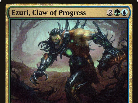 Ezuri, the Claw of Combos