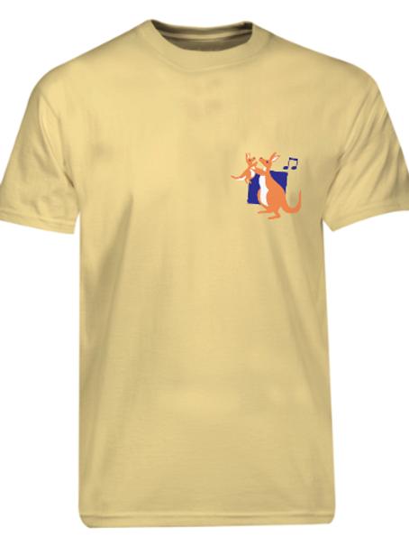 KangaRoos - T-Shirts - Logo with KangaRoos and no text