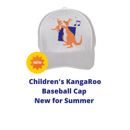 Children's KangaRoo Cap