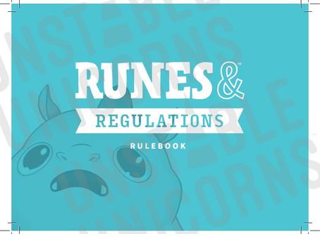 Runes and Regulations