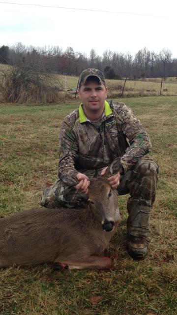 KY deer huner