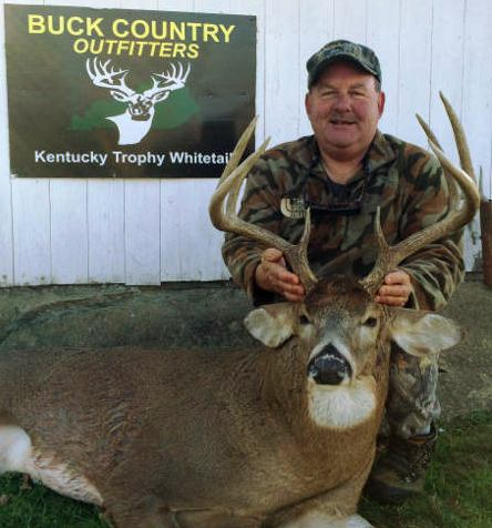 KY 8 POINT harvested