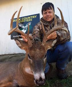 Hunt KY big bucks