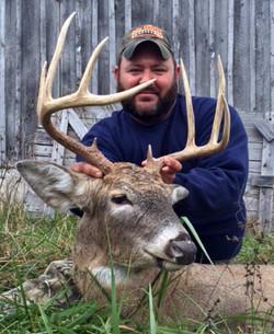 bow and gun ky deer