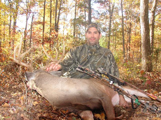 Jim Suffecool Bow buck