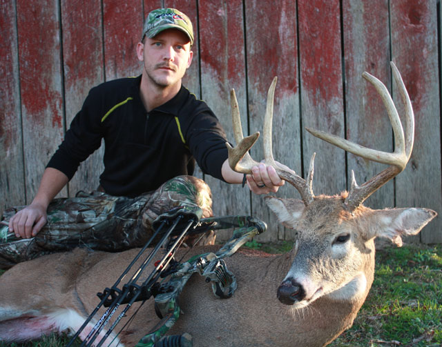 Nate Bow buck