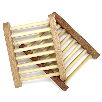 Wooden Ladder Soap Dishes