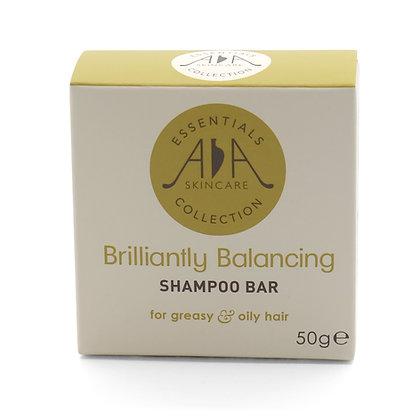 Brilliantly Balancing Natural Shampoo Bar
