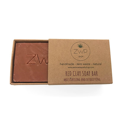 ZWP Red Clay Natural Soap