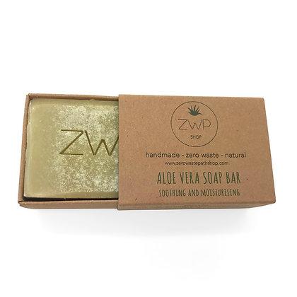 ZWP Aloe Vera Natural Soap