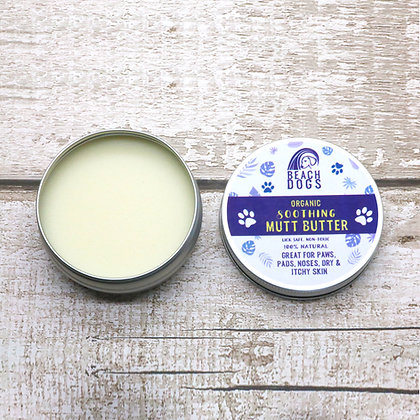 Beach Dogs Organic Mutt Butter (Soothing)