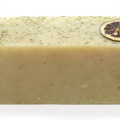 Aloe Vera and Cucumber Natural Handmade Soap
