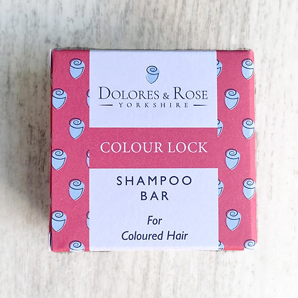 Colour Lock Shampoo Bar - Dolores and Rose