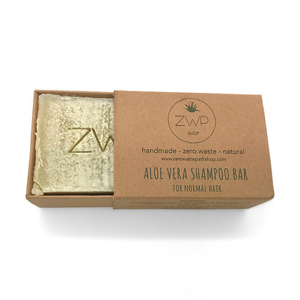 ZWP Aloe Vera Natural Shampoo Bar