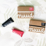 Nuud Natural Deodorant Plastic Free Scar