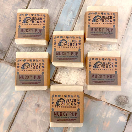 Mucky Pup Natural Dog Soap