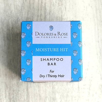 Moisture Hit Shampoo Bar - Dolores and Rose