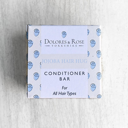 Jojoba Hair Hug Conditioner Bar - Dolores and Rose