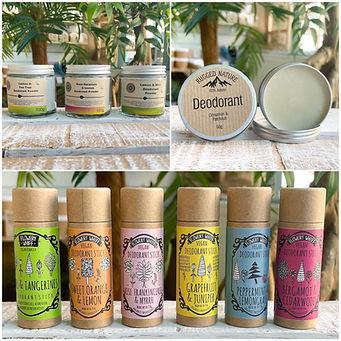 Fresh Naturals Deodorants eco friendly p