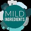 Mild Ingredients no synthetic nasties