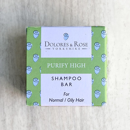 Purifying Shampoo Bar - Dolores and Rose