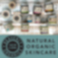 Natural organic skincare range scarborou