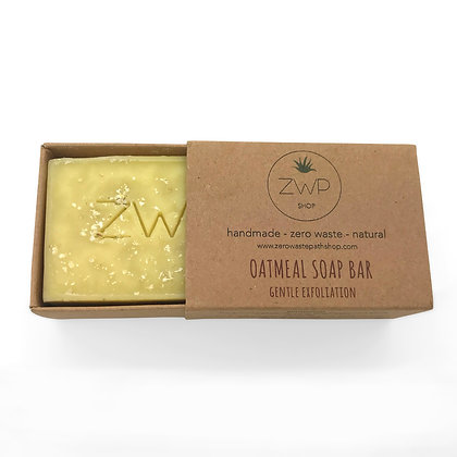 ZWP Oatmeal Natural Soap