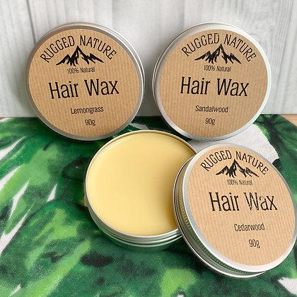 Natural Hair Wax - Rugged Nature