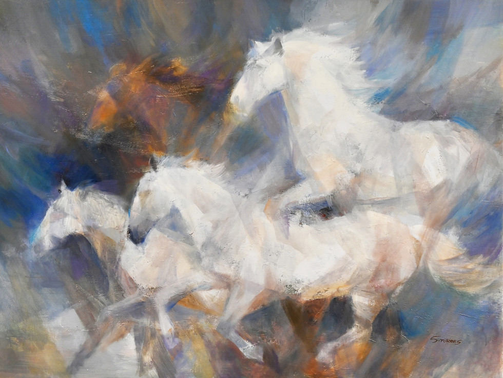 Horses Racing II