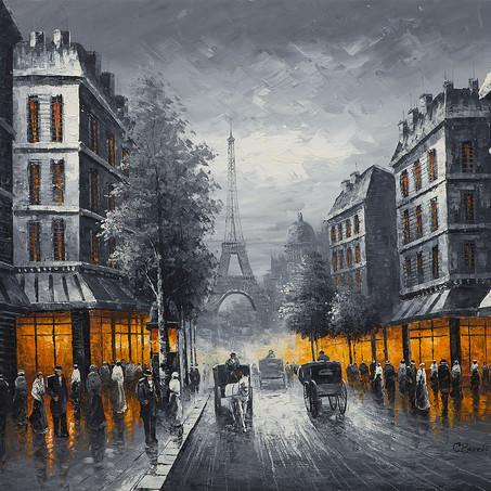 Lights In Paris II