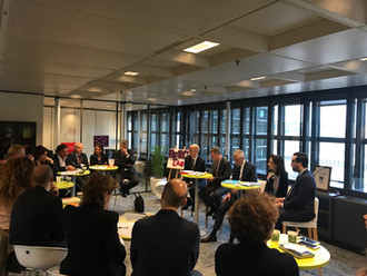 Restitution de la première consultation sur la future loi entreprise !