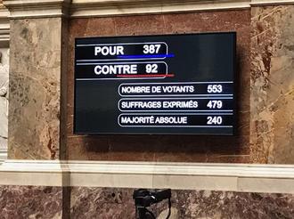Pourquoi j'ai voté la proposition de loi visant à prévenir les violences lors des manifestations